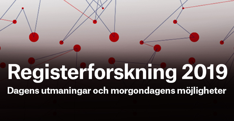 Registerforskning 2019